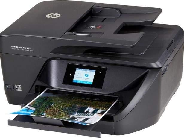 HP OfficeJet Pro 6960 RECENZIJA