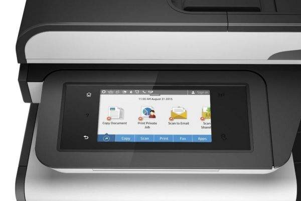 HP PageWide Pro 477dw performanse