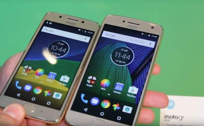 Moto G5 i Moto G5 Plus