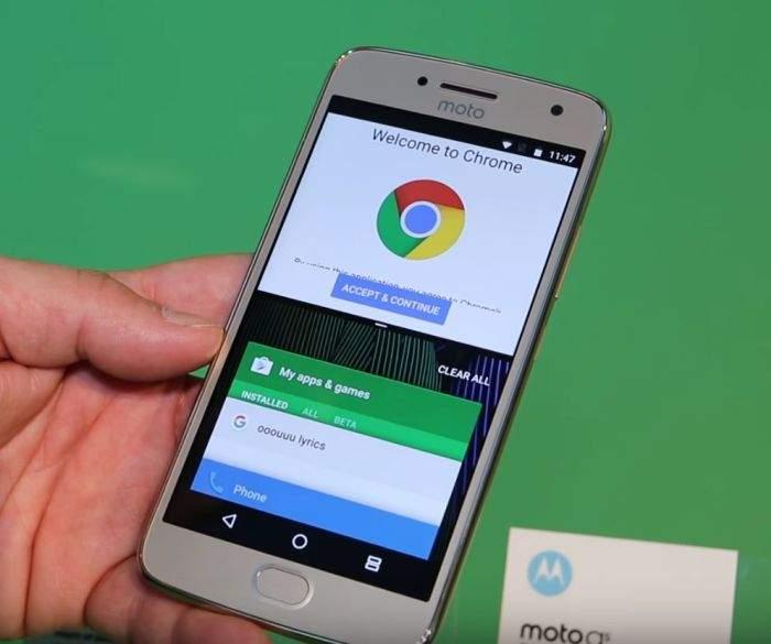 Moto G5 plus recenzija