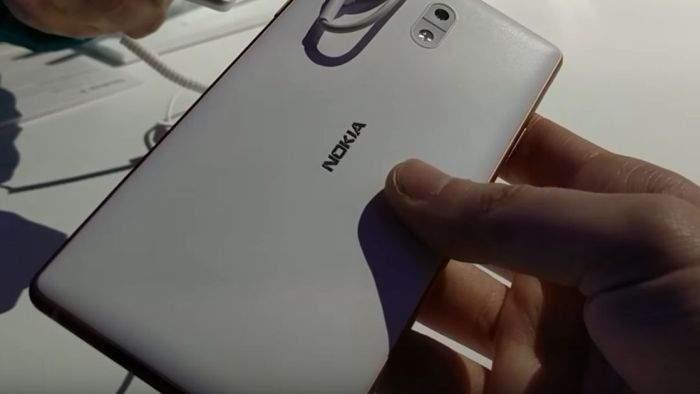 Nokia 3 dizajn