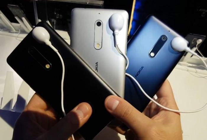 Nokia 5 boje