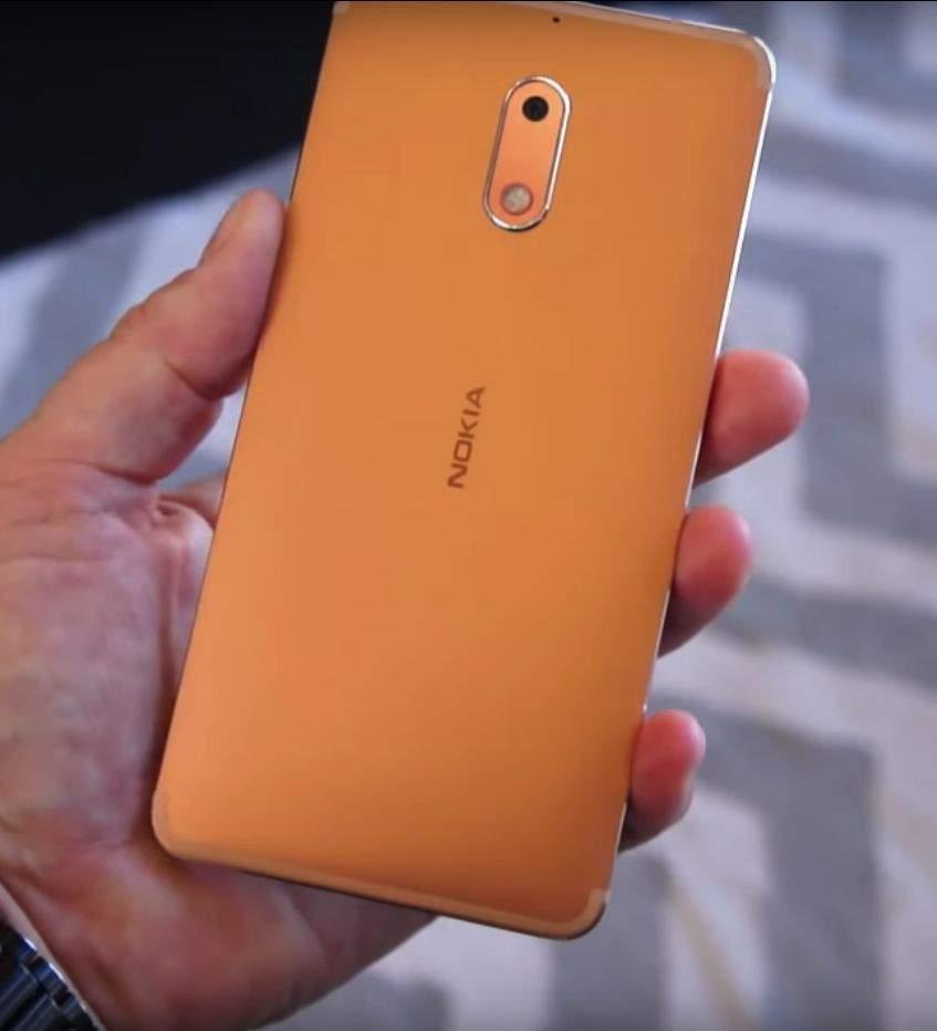 Nokia 6 kamera