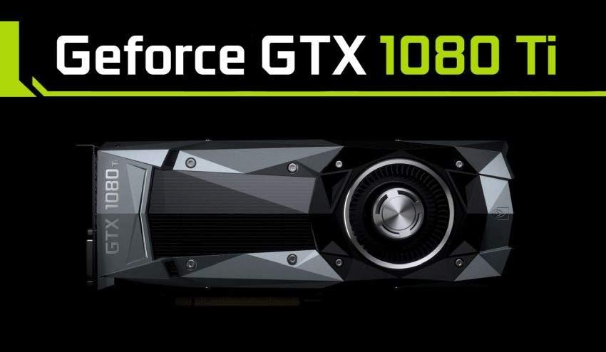 Nvidia-GTX-1080-Ti-najbolja grafička kartica 2017