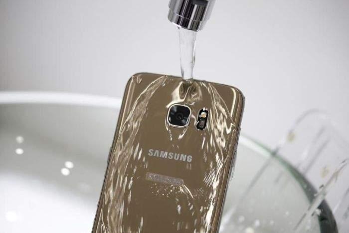 Samsung Galaxy S7 vodootporan