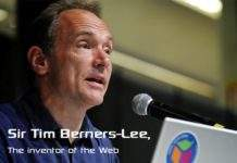 TVORAC WEBA Sir Tim Berners-Lee