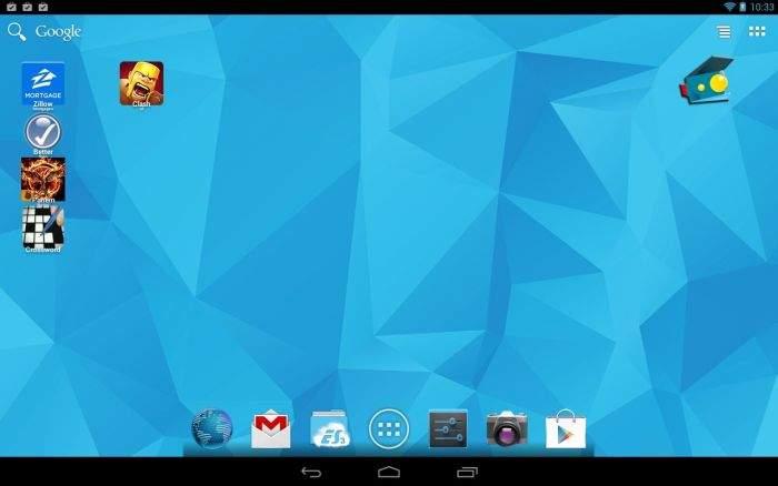 android emulator AMIduOS