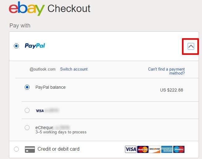 ebay plaćanje paypalom