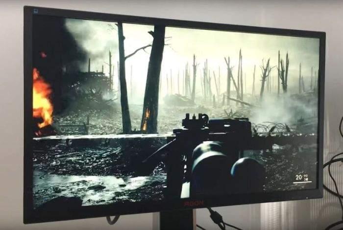 gaming monitor AOC Agon AG241QX