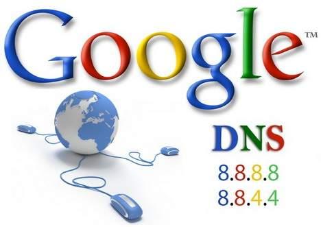 googel dns