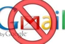 kako izbrisati gmail