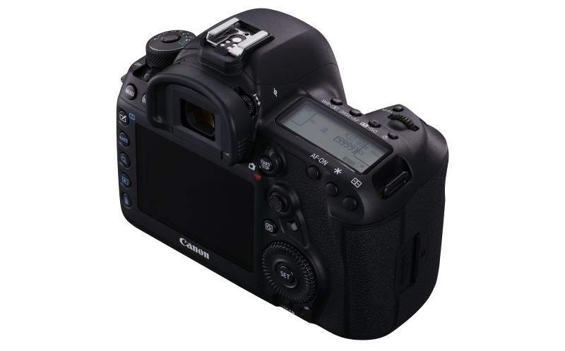 Canon EOS 5D Mark IV (LCD)