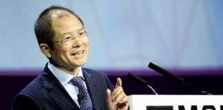 Eric XU Zhijun HUAWEI
