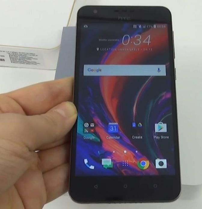 HTC 10 Desire Lifestyle