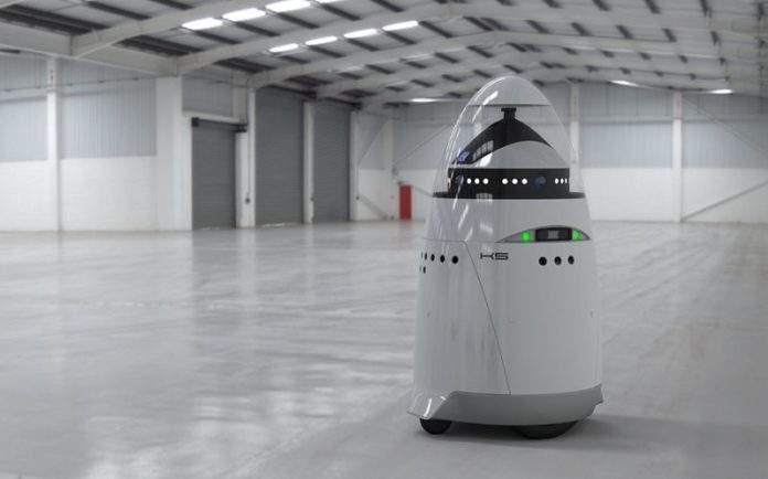 Knightscope-K5-robot