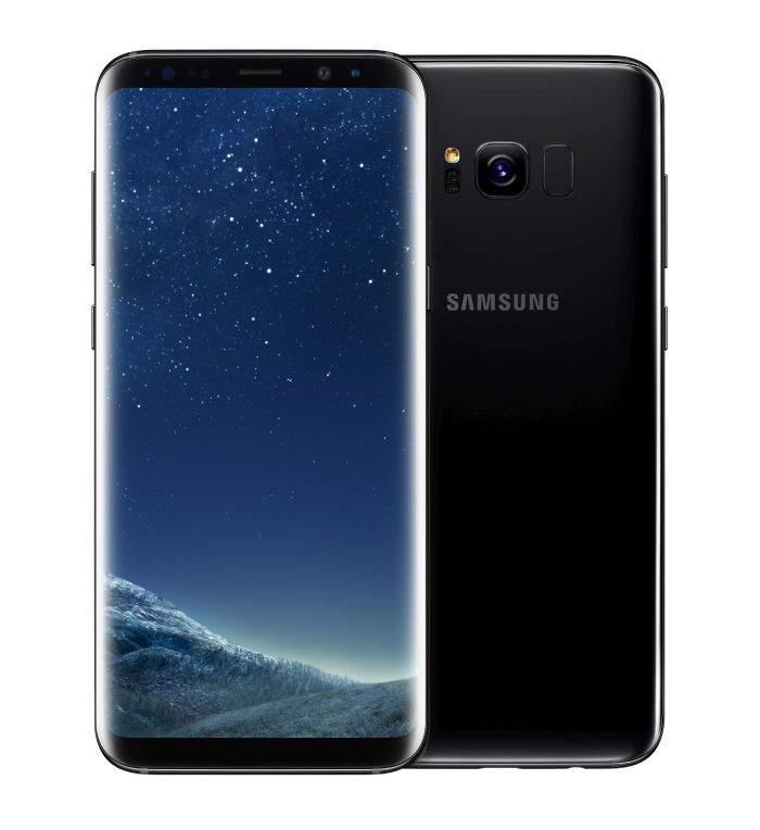 Samsung Galaxy S8_Midnight Black