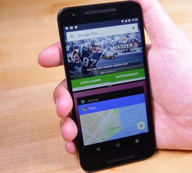 android multi-display