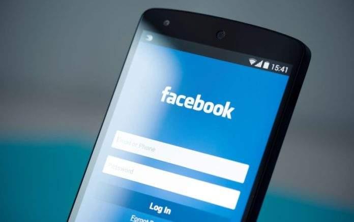 facebook na mobitelu