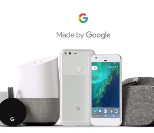 google hardver