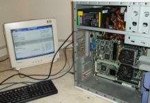 kako pretvoriti staro računalo u server