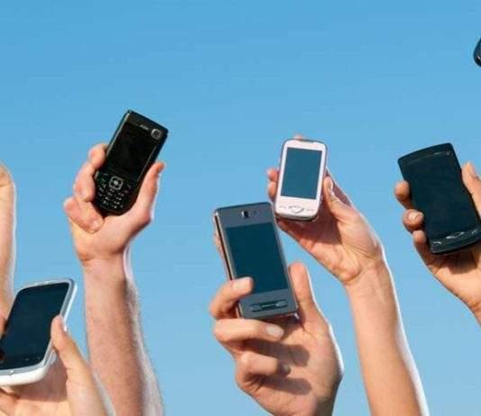 stari mobiteli