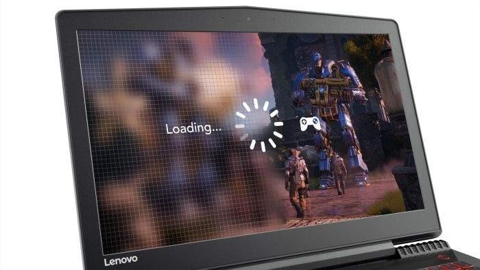 Lenovo Legion Y520 TEST1