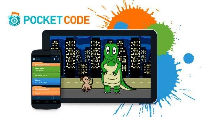 Pocket-Code-app