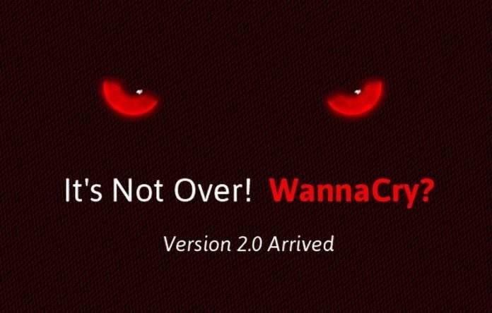 WannaCry ransomware1