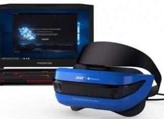 acer-VR headset