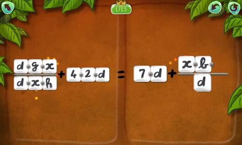 matematika na androidu DragonBox