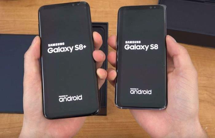 galaxy s8 i galaxy s8 plus