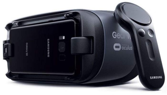 galaxy s8 sa VR oculus