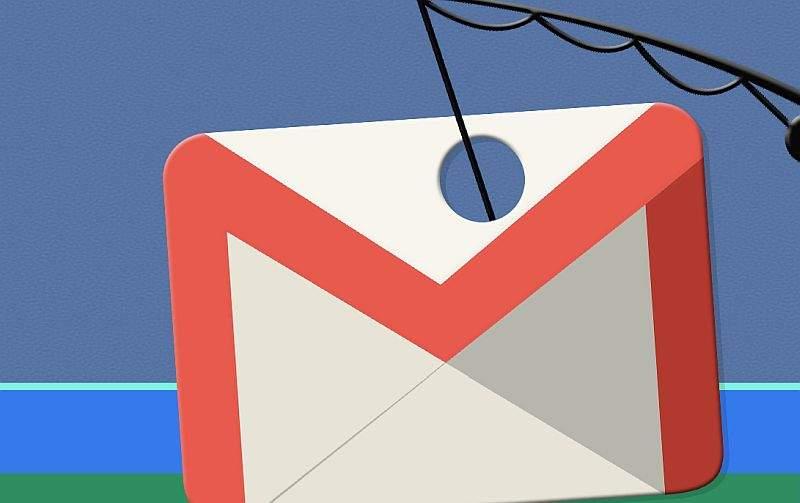 gmail bez phishinga