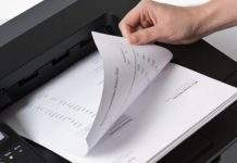 laserski printer