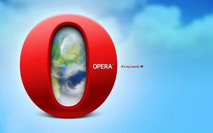 Opera preglednik