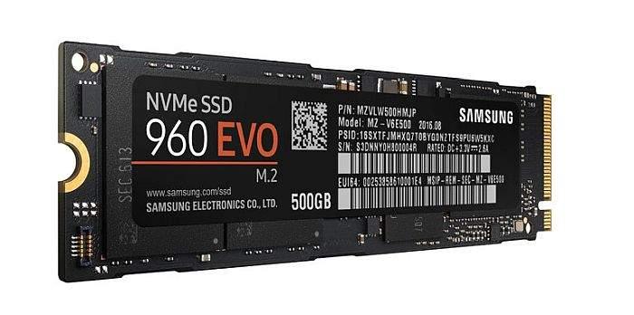 Samsung 960 EVO M.2