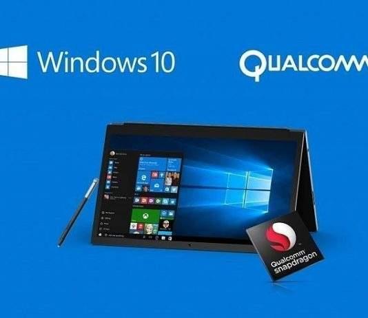 Snapdragon 835 Windows 10 računala