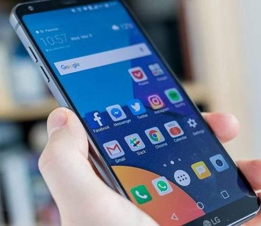 mjerenje veličine zaslona mobitela