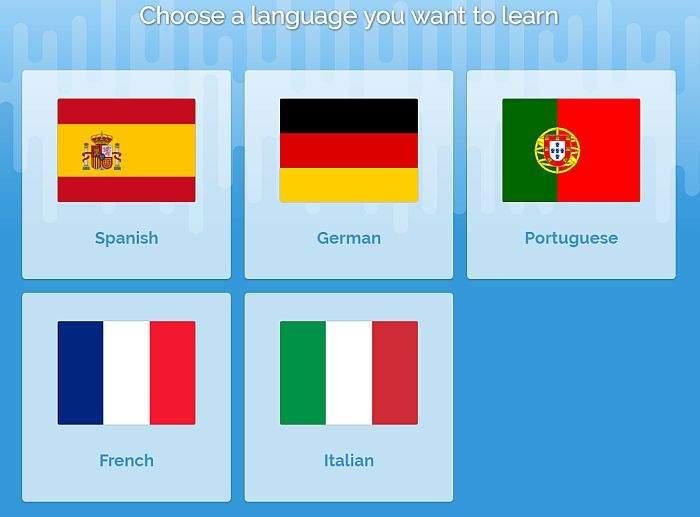 učenje stranog jezika sa glazbom