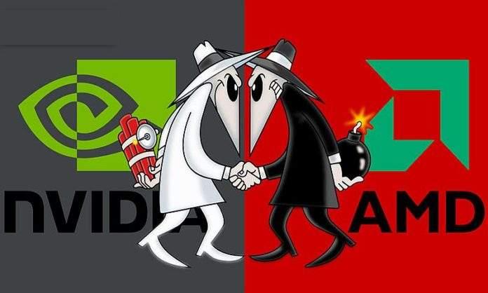 AMD vs Nvida