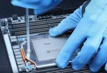INSTALACIJA AMD Threadripper procesora