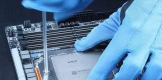 INSTALACIJA AMD Threadripper procesora