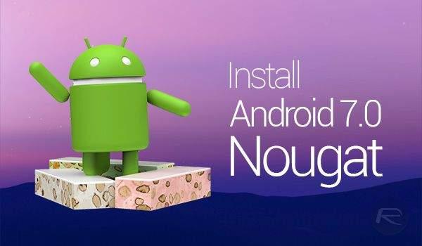 Instalacija-android-nougat