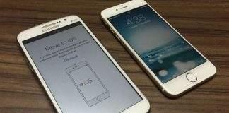Kako napraviti prijenos podataka sa Androida na iPhone