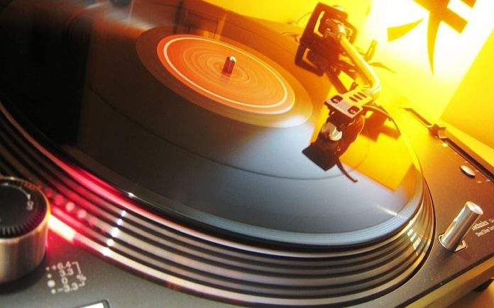 SONY proizvodi gramofonske ploče