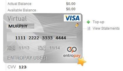 Was Ist Visa Entropay