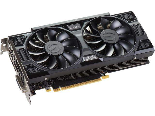 EVGA GeForce GTX 1050 SSC 2 GB GDDR 5