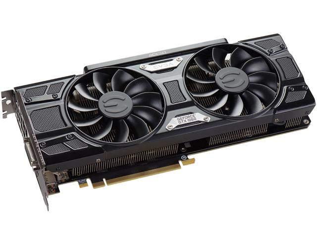 EVGA GeForce GTX 1060 3 GB GDDR 5