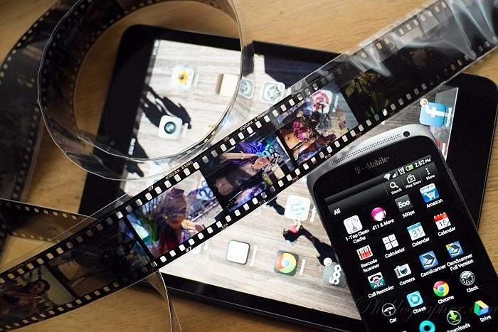 HELMUT Film Scanner