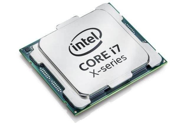 Intel Core i7 X serija